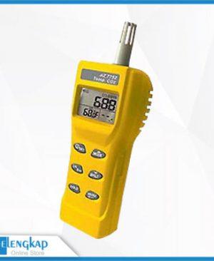 Alat Detektor Gas Karbon Dioksida AMTAST 7752