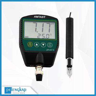 Alat Pengukur pH Daging dan Keju AMTAST AMT16M