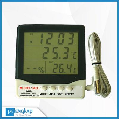 Alat Pengukur Suhu dan Kelembaban AMTAST AT303C