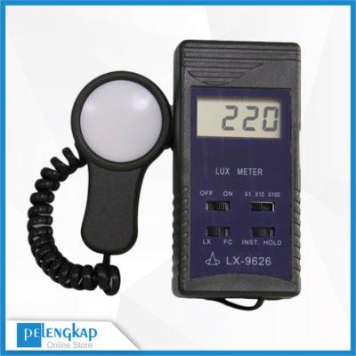Alat Pengukur Intensitas Cahaya Digital AMTAST LX9626
