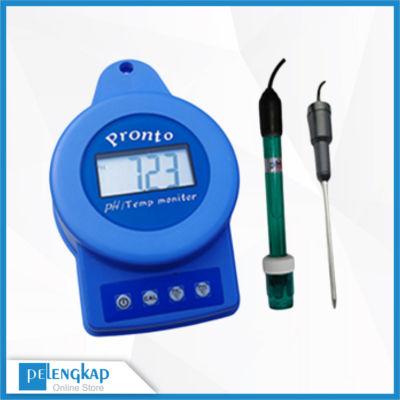 Alat Pengukur pH dan Suhu AMTAST KL8813