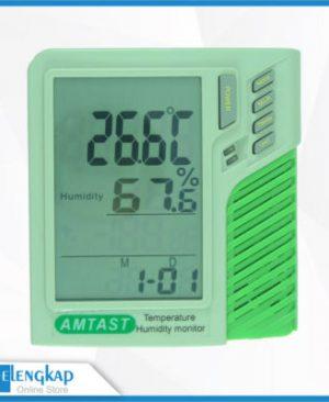 Alat Pengukur Suhu dan Kelembaban Digital AMTAST AMT207