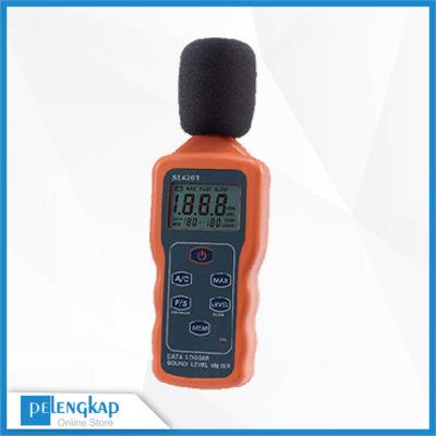 Alat Pengukur Tingkat Suara Digital AMTAST SL4201S