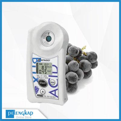 Alat Pengukur keasaman Buah Anggur ATAGO PAL-Easy ACID 2